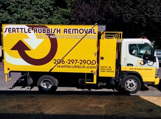 Seattle Rubbish Removal Container Service